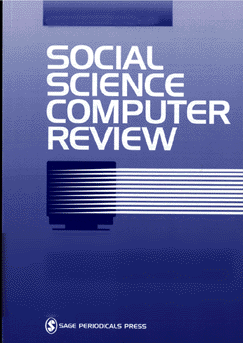 Social Science Computer Review cover image
